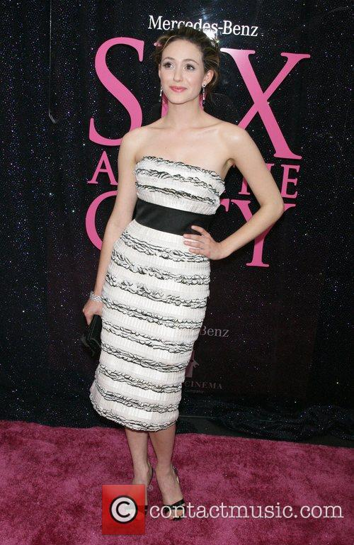 Emmy Rossum, Radio City Music Hall