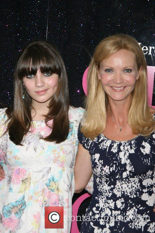 Joan Allen and her daughter Sadie US premiere...