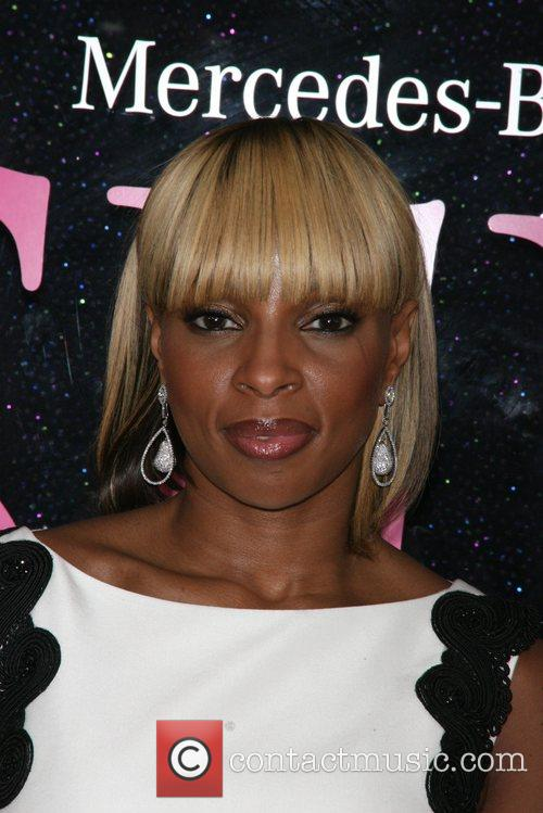 Mary J. Blige US premiere of 'Sex and...