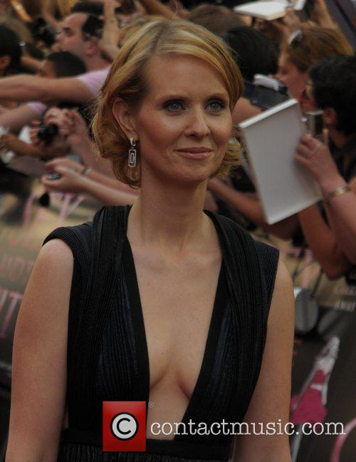 Cynthia Nixon and Sex And The City 3