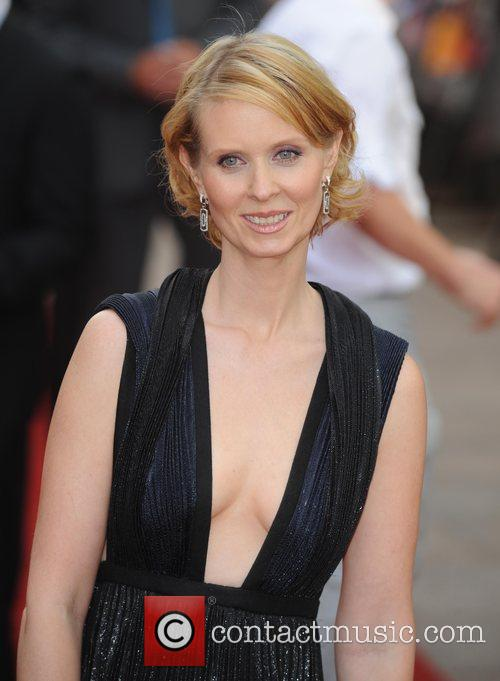 Cynthia Nixon and Sex And The City 4