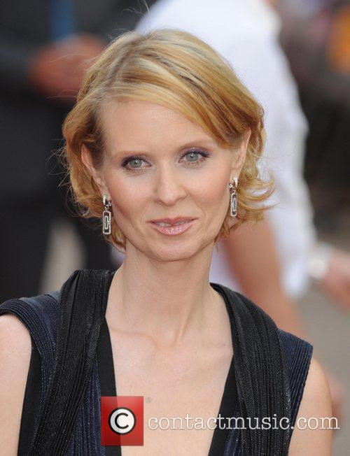 Cynthia Nixon and Sex And The City 5