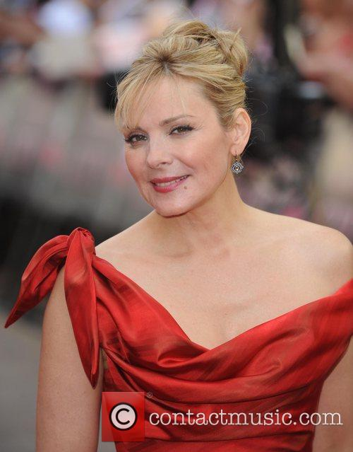 Kim Cattrall and Sex And The City 6