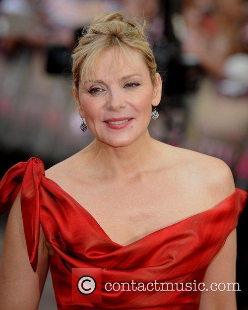 Kim Cattrall and Sex And The City 5