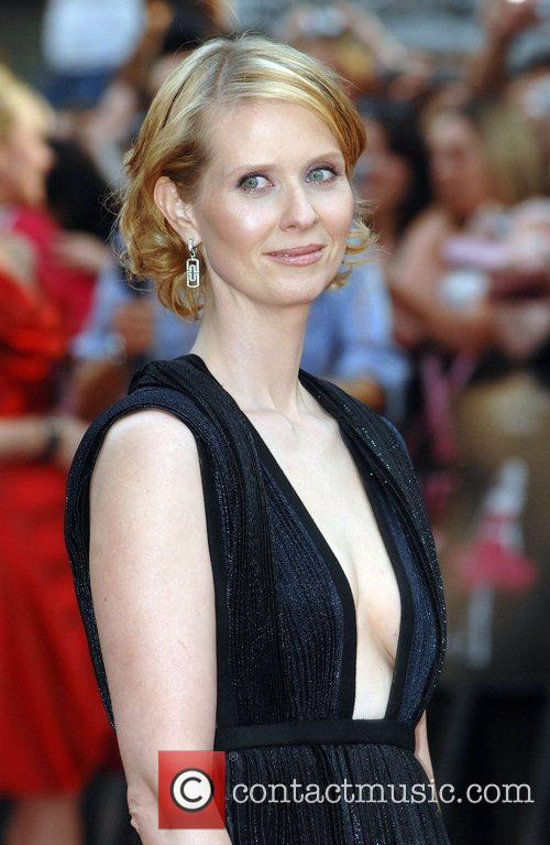 Cynthia Nixon and Sex And The City 14