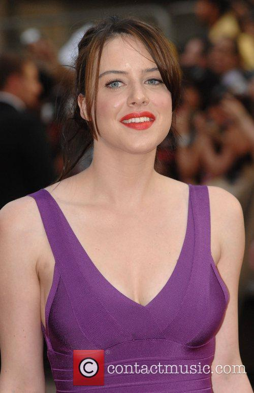 Michelle Ryan and Sex And The City 7