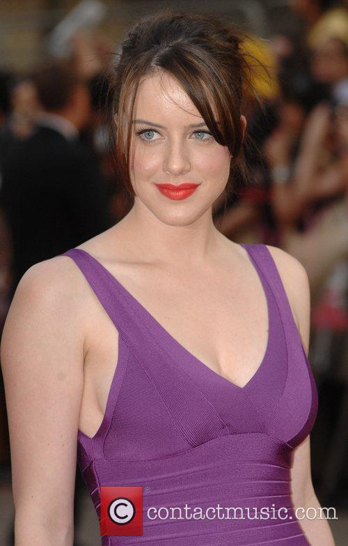 Michelle Ryan and Sex And The City 9
