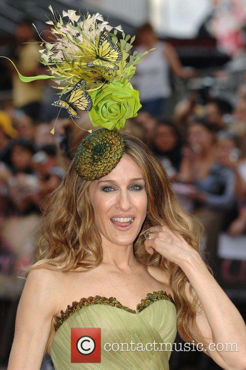 Sarah Jessica Parker and Sex And The City 25