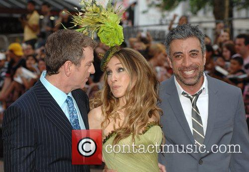 Sarah Jessica Parker and Michael Patrick King UK...