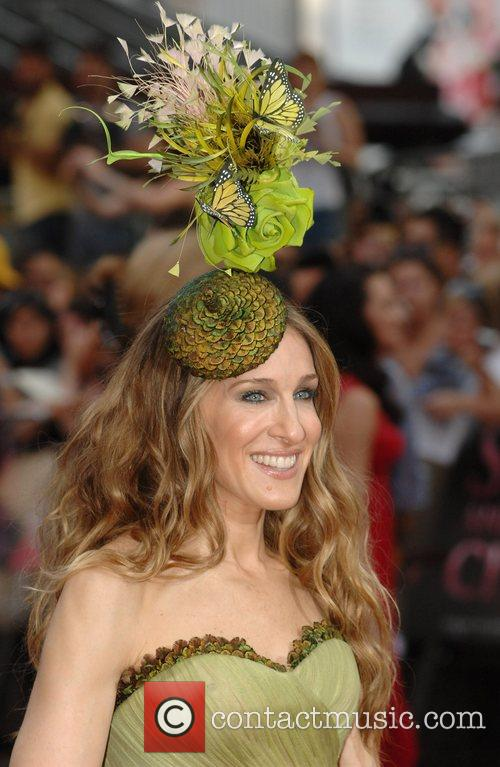 Sarah Jessica Parker and Sex And The City 24