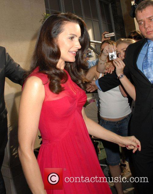 Kristin Davis and Sex And The City 7