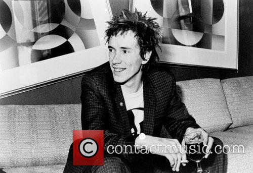 Sex Pistols, John Lydon, Eve, Sid Vicious and Steve Jones 11