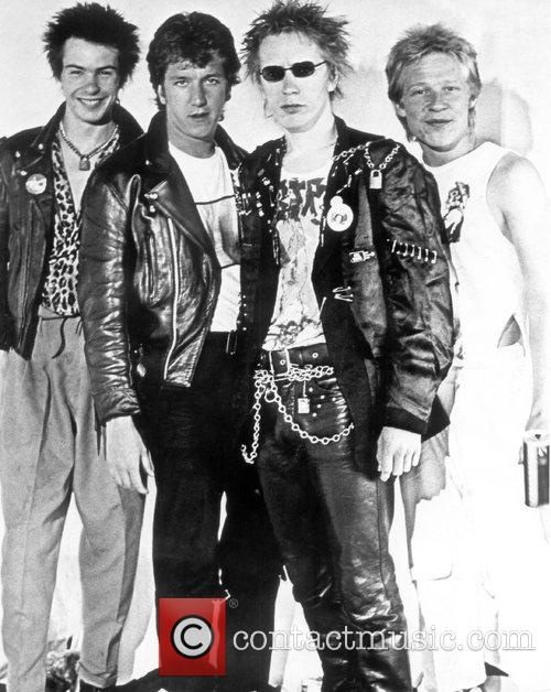 Sex Pistols, Eve, Sid Vicious and Steve Jones 1