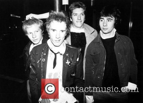 Sex Pistols, Eve, Sid Vicious and Steve Jones 10