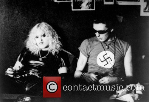 Sex Pistols, Eve, Sid Vicious and Steve Jones 3