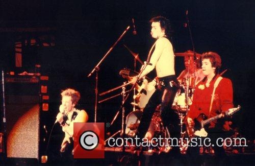 Sex Pistols, Eve, Sid Vicious and Steve Jones 2