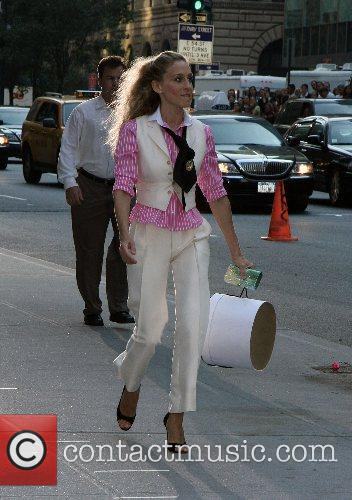 Sarah Jessica Parker The stars of 'Sex and...