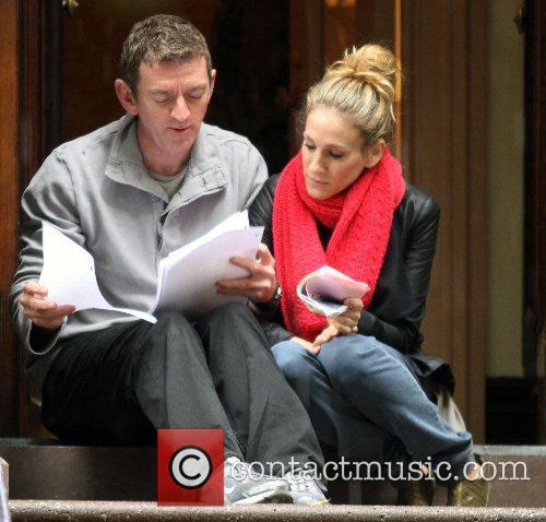 Michael Patrick King and Sarah Jessica Parker Sarah...