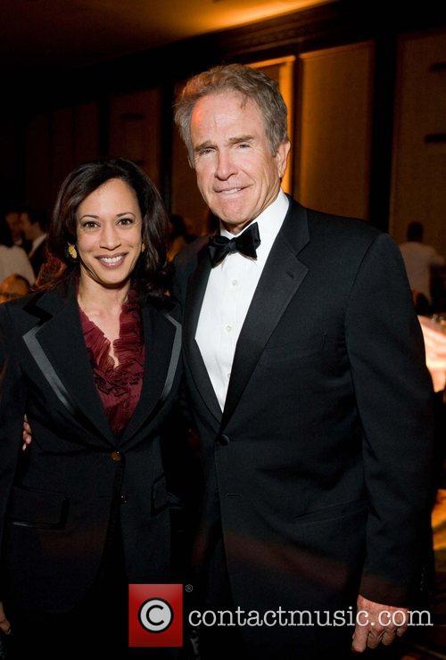 Kamala Harris and Warren Beatty 51st annual San...