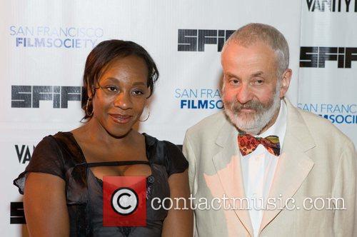Marianne Jean-Baptiste and Mike Leigh 51st annual San...