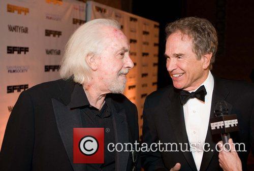 Robert Towne and Warren Beatty 51st annual San...