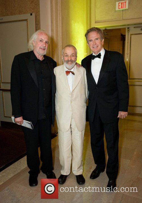 Robert Towne, Mike Leigh and Warren Beatty 51st...
