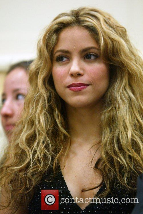 Shakira Colombian singer-songwriter and honorary chairperson of the...