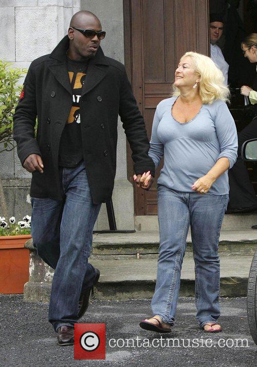 Vanessa Feltz and Shane Lynch 1