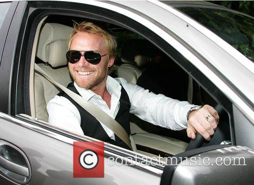 Ronan Keating and Shane Lynch 2