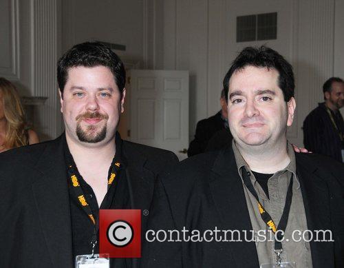 Christopher Mark and James Dracoules Philadelphia Film Festival...