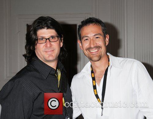 Rodger Grossman and John Raisola Philadelphia Film Festival...