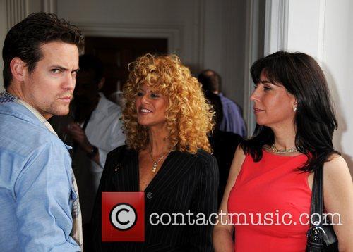 Shane West, Sharon Pinkenson and Susan Helfich Philadelphia...