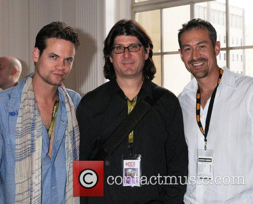 Shane West, Rodger Grossman and John Raisola Philadelphia...