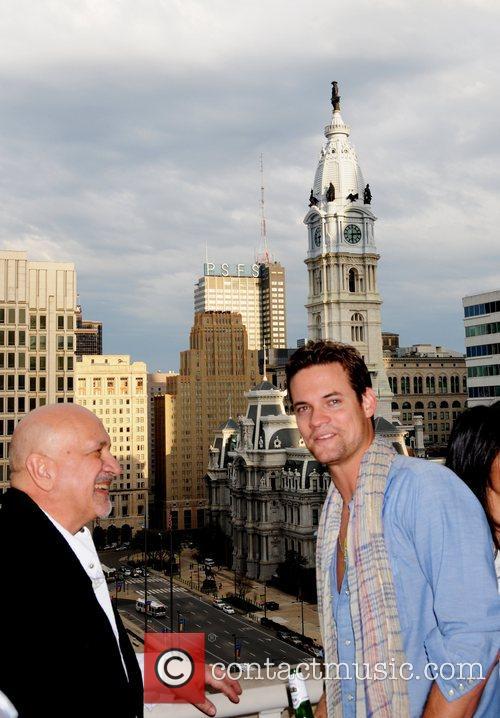 Thom Cardwell and Shane West Philadelphia Film Festival...