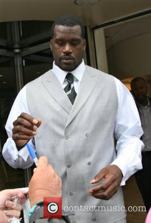 Shaquille O'Neal 12