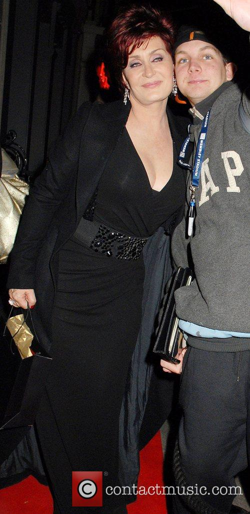 Sharon Osbourne's Christmas Party at Donna Karan -...