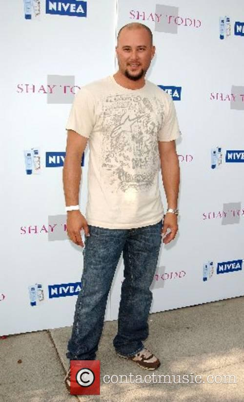 Cris Judd Los Angeles designer Shay Todd presenting...