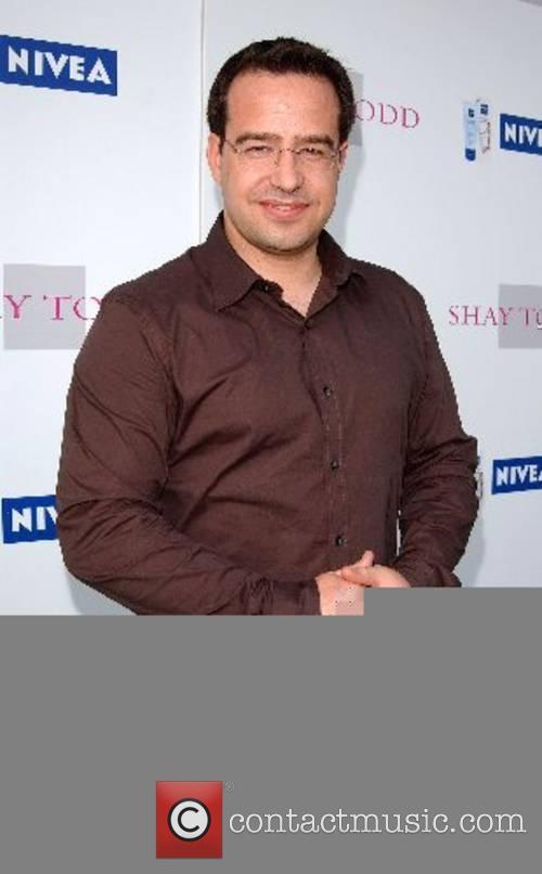 Nicolas Maurer Los Angeles designer Shay Todd presenting...