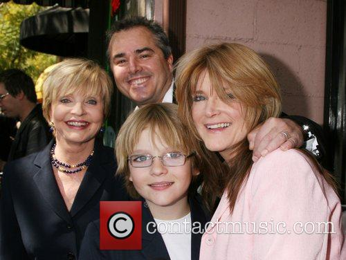 Florence Henderson and Christopher Knight 2