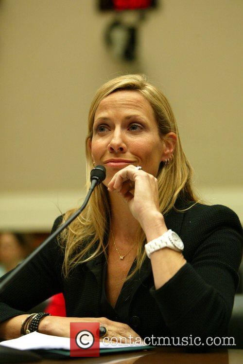 Sheryl Crow, Breast Cancer Research Hearing