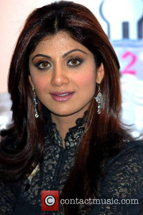 Bollywood actress and Big Brother star Shilpa Shetty...