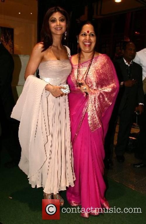 Shilpa Shetty and her mother Sunanda Shetty Shilpa...