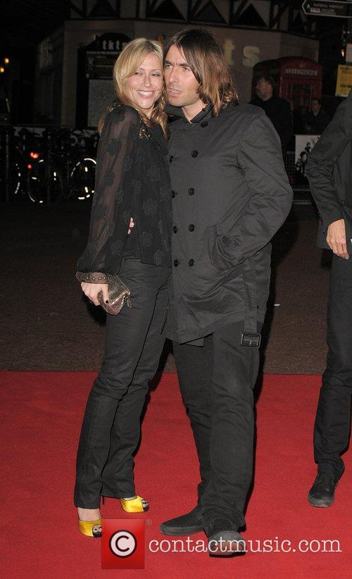 Nicole Appleton and Liam Gallagher 2