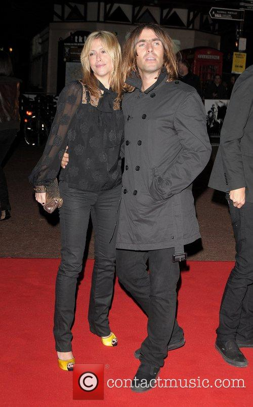 Nicole Appleton and Liam Gallagher 3