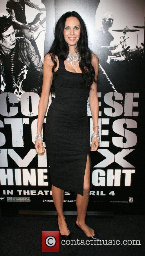 L'Wren Scott New York Premiere of 'Shine a...