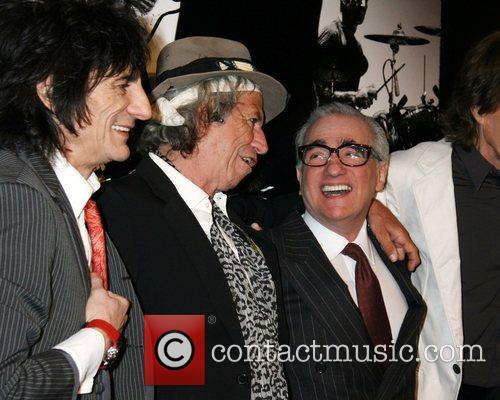 Rolling Stones, Keith Richards, Martin Scorsese, The Rolling Stones