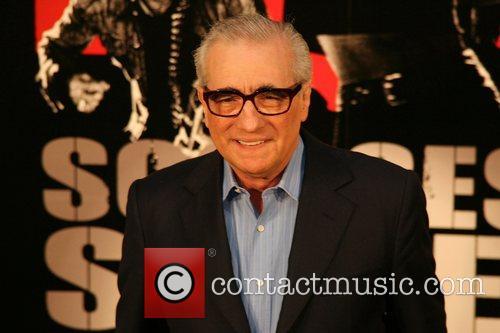 Director Martin Scorsese 'Shine a Light' documentary on...