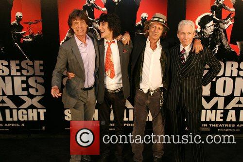 Mick Jagger, Charlie Watts, Keith Richards, Rolling Stones, Ronnie Wood and The Rolling Stones 1