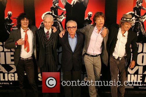 Mick Jagger, Charlie Watts, Keith Richards, Rolling Stones, Ronnie Wood and The Rolling Stones 2