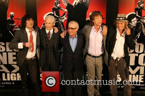 Mick Jagger, Charlie Watts, Keith Richards, Rolling Stones, Ronnie Wood and The Rolling Stones 4